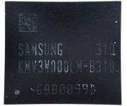 Микросхема NAND FLASH KMV3W000LM (i9500/...)